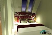 dormitor-mansarda